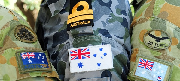 Australian armed forces
